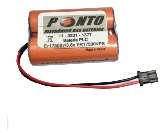 Bateria Er17500vps2c53 Er17500v Er17500v/3,6v Plc Clp Cnc
