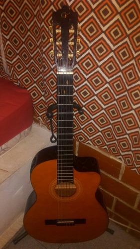 Guitarra Electro Acústica Vizcaya Modelo Don Francisco