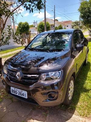 Kwid Renault Apenas 13.600km Rodado, Super Conservado