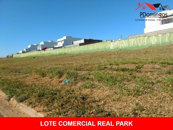 Terreno Comercial À Venda No Condomínio Real Park, Em Sumaré - Sp!!! - Te00131 - 2265765