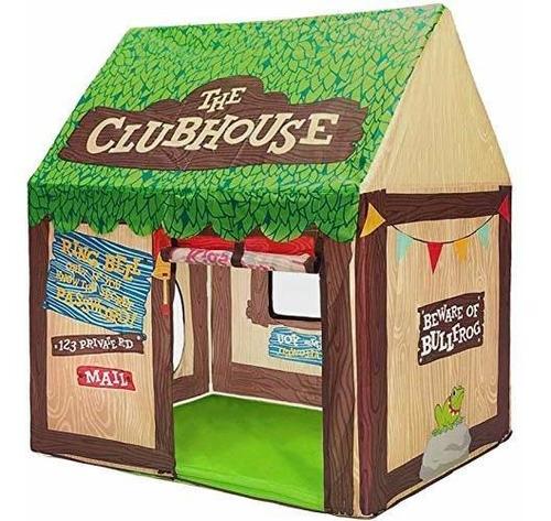Swehouse Clubhouse Tienda De Campaña Para Niños Para Niños