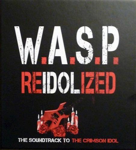 Imagen 1 de 1 de Reidolized - Wasp (cd + Dvd)