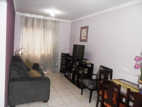 Imagem 1 de 12 de Apartamento Para Venda, 2 Dormitório(s) - 7203