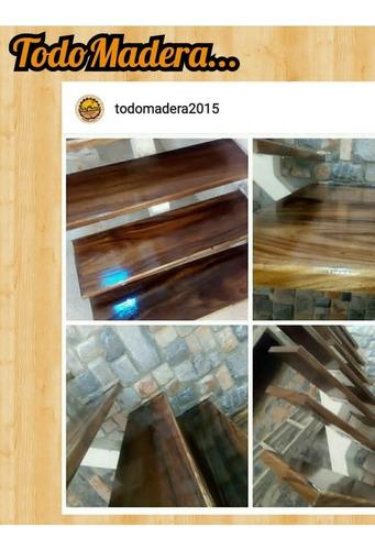 Escalones, Peldaños Para Escaleras En Madera
