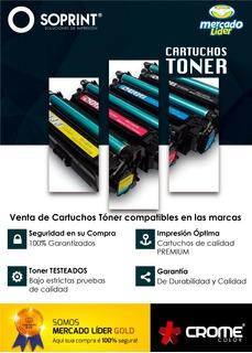 Cartuchos Toner Samsung Xerox Lexmark Hp Ricoh Con Garantía