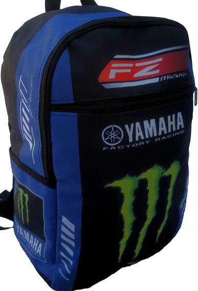 Mochila Moto Yamaha Linea Fz