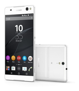 Sony Xperia C5 Ultra E5563 16gb 4g 13mp Branco Vitrine