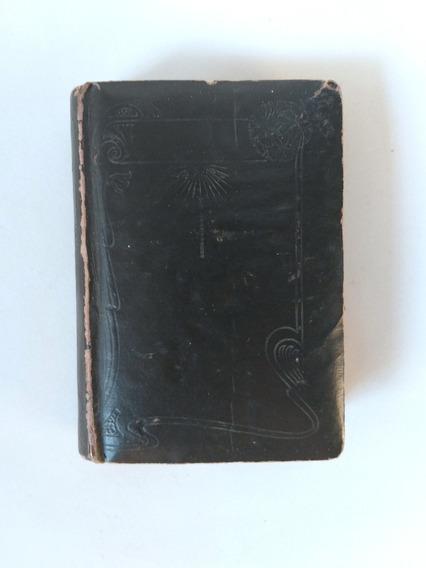 Livro Raro Antigo Bíblia Sagrada Em Edição Em Alemão 1903