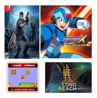 Juegos Digital Nintendo Switch