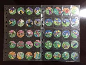 Coleção Completa Tazos Cartoon Network