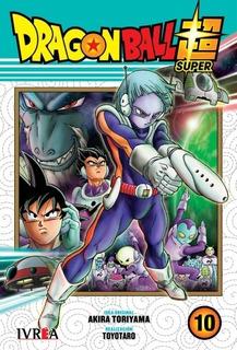 Manga, Dragon Ball Super Vol. 10 / Akira Toriyama / Ivrea