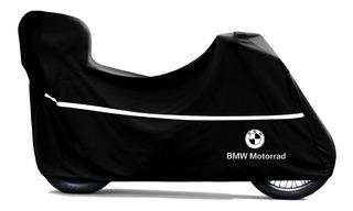 Funda Cubre Moto Bmw Con Top Case Gs 650 700 800 1200!!