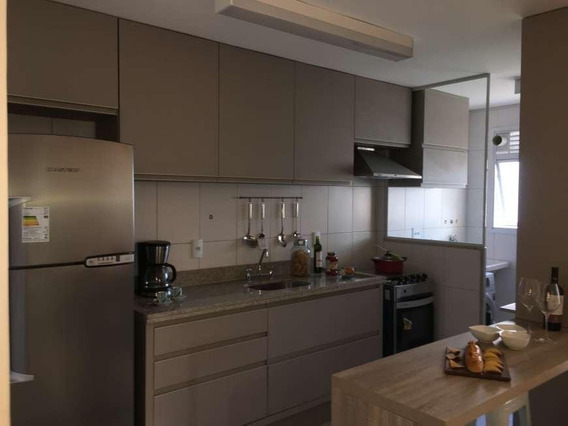 Apartamento Em Vila Valença, São Vicente/sp De 75m² 1 Quartos À Venda Por R$ 390.000,00 - Ap93278