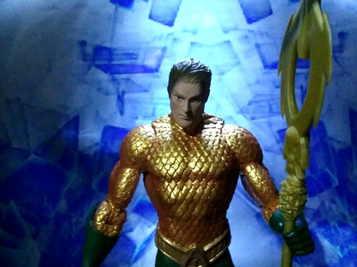Aquaman New 52 - Dc Collectibles - Sheldortoys