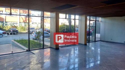 Prédio Comercial Para Venda E Locação, Vila Socorro, São Paulo - Ga0347. - Pr0225