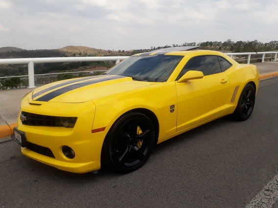 Chevrolet Camaro 2010 Ss V8 At
