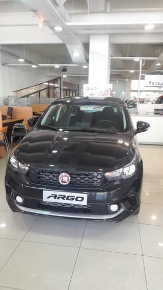 Fiat Argo 0km Todo Financiado Rojo 2019 Tomamos Usados