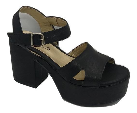 Sandalia Plataforma Vestir