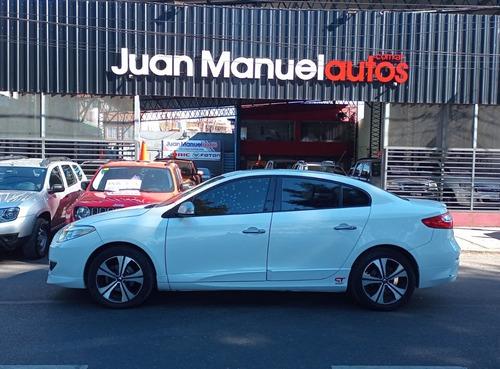 Imagen 1 de 11 de Renault Fluence Gt 2014 Cuero Techo - Juan Manuel Autos