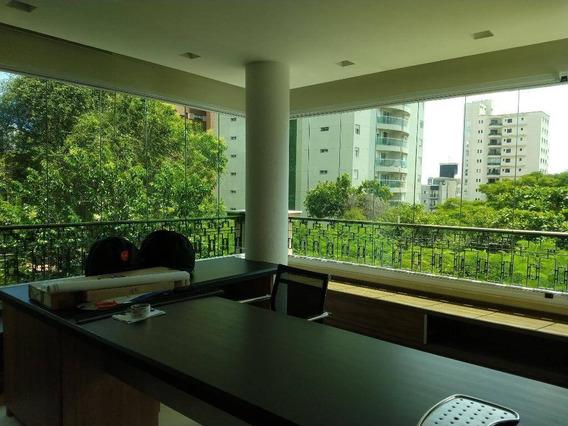 Apartamento Alto Padrão Mobiliado Com 3 Suítes, Varanda Gourmet E 4 Vagas Para Venda Ou Locação! 248 M² - Jardim - Santo André/sp - Ap0366