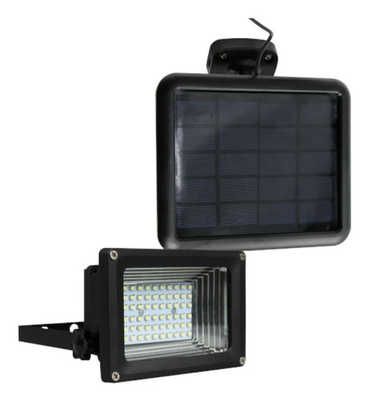 Refletor Solar 60 Leds Ecoforce