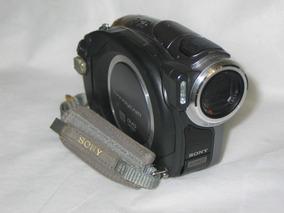 Filmadora Sony Handycam Model Dcr-dvd403 Ntsc Zoo 120 Leia!