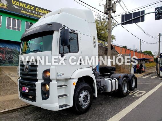 Vw 25390 6x2 Baixo Km Ñ 25420 2544 Axor Scania Volvo Fh 440
