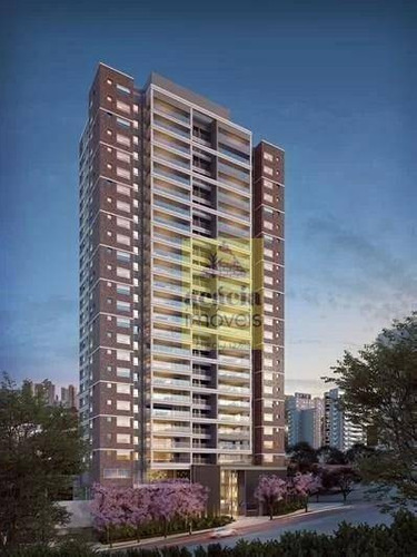 Imagem 1 de 11 de Apartamento Com 3 Dormitórios À Venda, 109 M² Por R$ 1.374.366,81 - Perdizes - São Paulo/sp - Ap2542