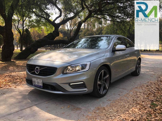 Volvo S60 2.0 T5 Momentum R-design At 2016