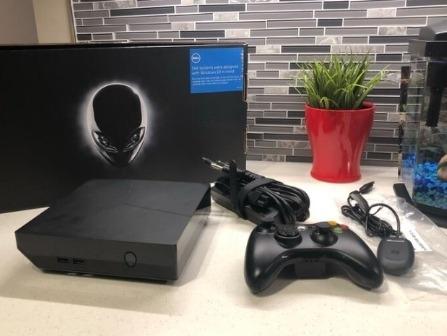 Alienware Alpha Gaming Consola Pc Portatil 350v