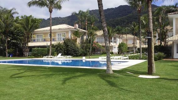 Casa Pé Na Areia Com 4 Suítes Em Maresias - Ca1361