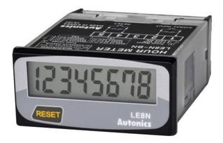 Horometro Digital Le8n-bf 6-240 Vdc / 24-240 Vac