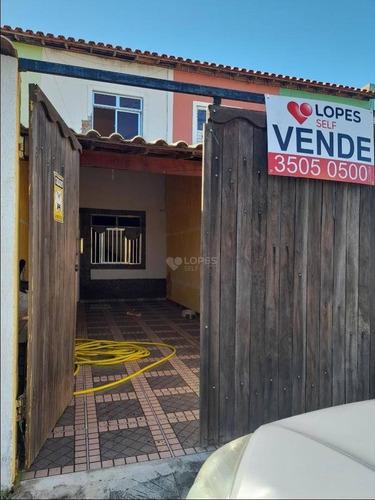 Imagem 1 de 10 de Casa Com 2 Quartos, 49 M² Por R$ 110.000 - Santa Luzia - São Gonçalo/rj - Ca20595