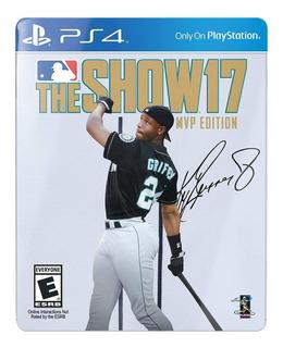 Mlb The Show 17 Mvp Edition - Edición Playstation 4 Mvp