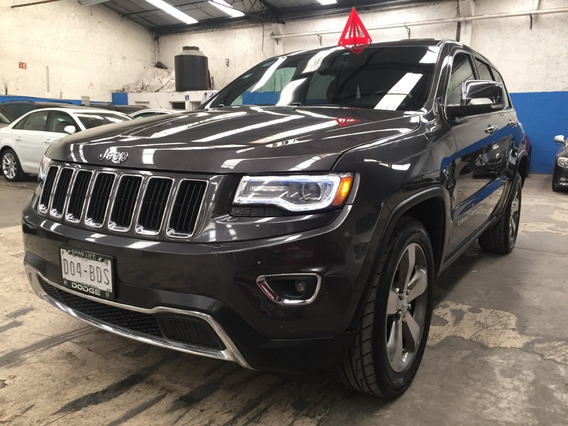 Jeep Grand Cherokee 5.7 Limited Lujo V8 Nav 2014