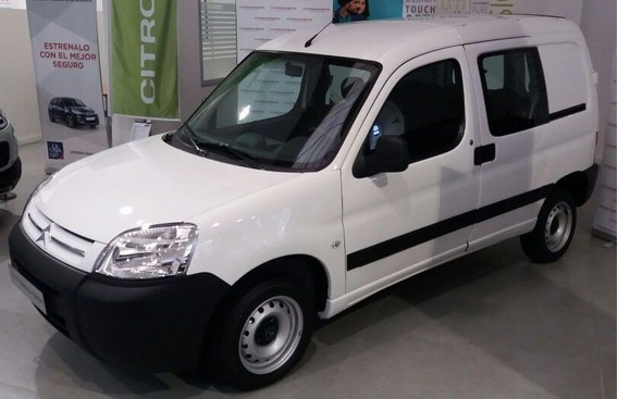 Citroën Berlingo Furgon Vti 115 Business Mixto