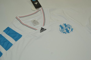 Camisa Olympique De Marseille Final Champions League 1993