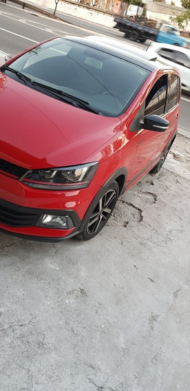 Volkswagen Fox 1.6 16v Msi Pepper Total Flex 5p 2018
