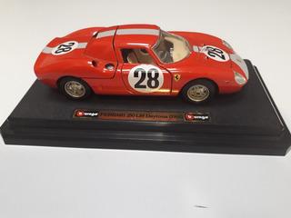Carros De Colección Burago Ferrari 250lm Escala 1/24