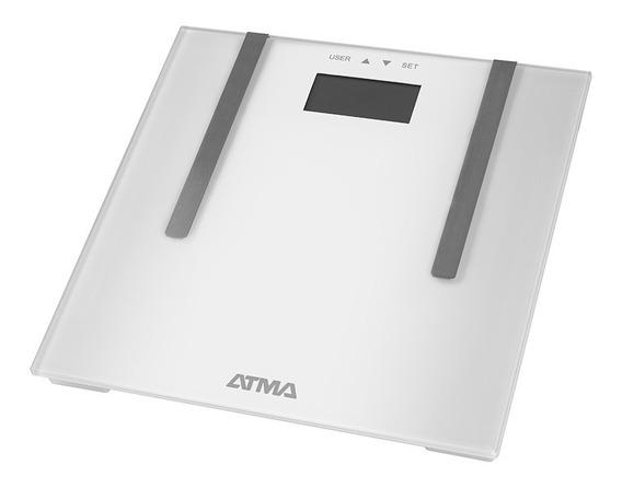 Balanza Digital Atma Ba7604 150kg Indicador Masa Corporal
