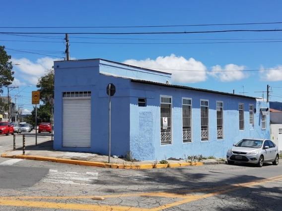 Salão Comercial Vila Oliveira - Ref. V1190-1