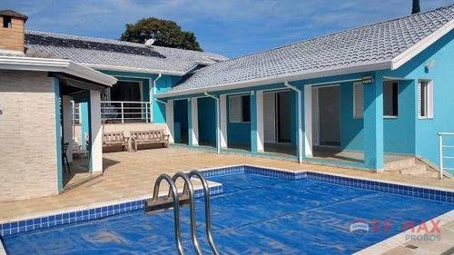 Imagem 1 de 29 de Chácara Com 3 Dormitórios À Venda, 1250 M² Por R$ 1.590.000,00 - Terras De Itaici - Indaiatuba/sp - Ch0050