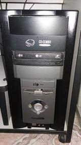 Computador Cpu -athlon 64x2-4000+2.1ghz/2gb Ram/hd 160