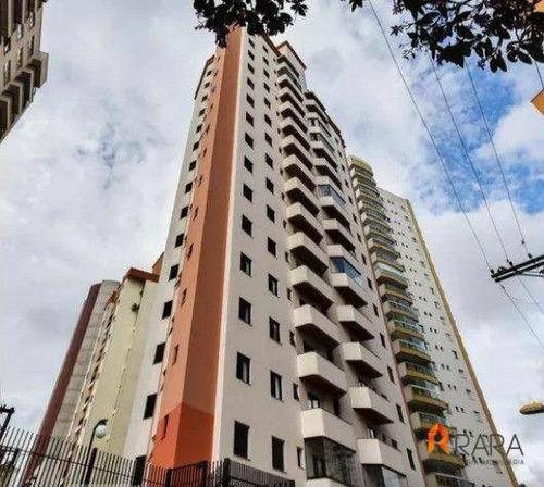 Imagem 1 de 20 de Apartamento Com 2 Dormitórios À Venda, 115 M² Por R$ 620.600 - Jardim Bela Vista - Santo André/sp - Ap0407