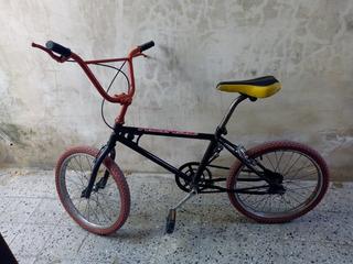 Bicicleta Rodado 20 Estilo Bmx Usada