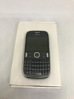 Nokia Asha 302 + Wi-fi + 3g + 3.2 Mpx +qwerty - Usado