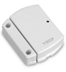 Sensor Sem Fio Alarmes 433mhz Intruder Ecp Magnetico C/pilha