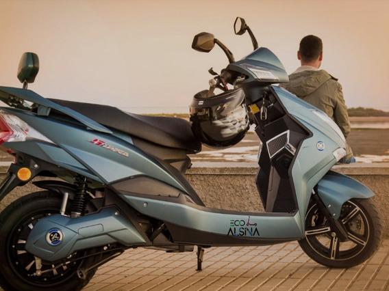 Moto Electrica Hawk 44km Eco Alsina /a