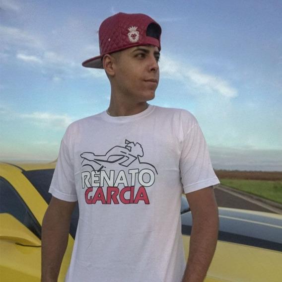 Camiseta Ofical Branca Renato Garcia