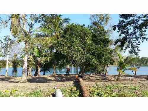 Venta Terreno 1 Hectárea Chomotla Frente Al Tuxpan Veracruz . Se Vende Terreno Ubicado Cerca De Chomotla, Lote En Forma De